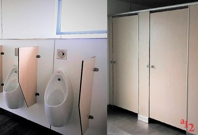 Restroom Cubicles & Urinal Panels
